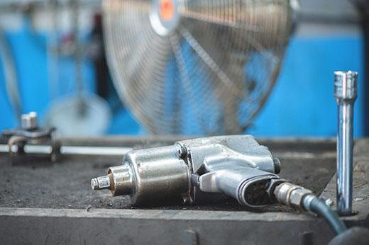5 Reasons to Add Air Tools to Your Garage