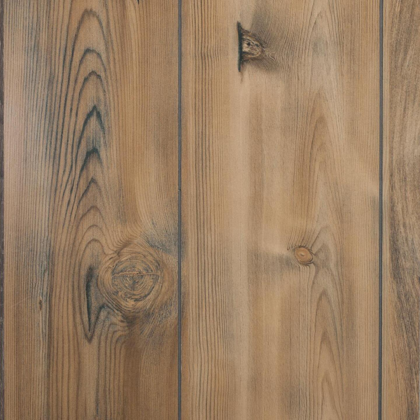 Global Product Sourcing 4 Ft. x 8 Ft. x 1/4 In. Blue Bayou Random Groove Profile Wall Paneling Image 1