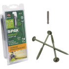 Spax PowerLags 5/16 In. x 6 In. Washer Head Exterior Structure Screw (12 Ct.) Image 1