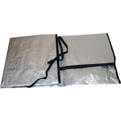 "Do it 34""x 34""x 30"" 9 mil Square Air Conditioner Cover"