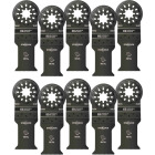 Imperial Blades Starlock 1-1/5 In. 21 TPI Metal Oscillating Blade (10-Pack) Image 1