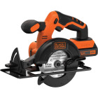 Black & Decker 20 Volt MAX Lithium-Ion 5-1/2 In. Cordless Circular Saw Kit Image 1