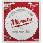 Milwaukee 12 In. 44-Tooth General Purpose Wood Circular Saw Blade Image 2