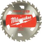 Milwaukee 7-1/4 In. 24-Tooth Standard Framing Circular Saw Blade, Bulk Image 1