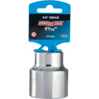 Channellock 3/4 In. Drive 1-9/16 In. 12-Point Shallow Standard Socket Image 2
