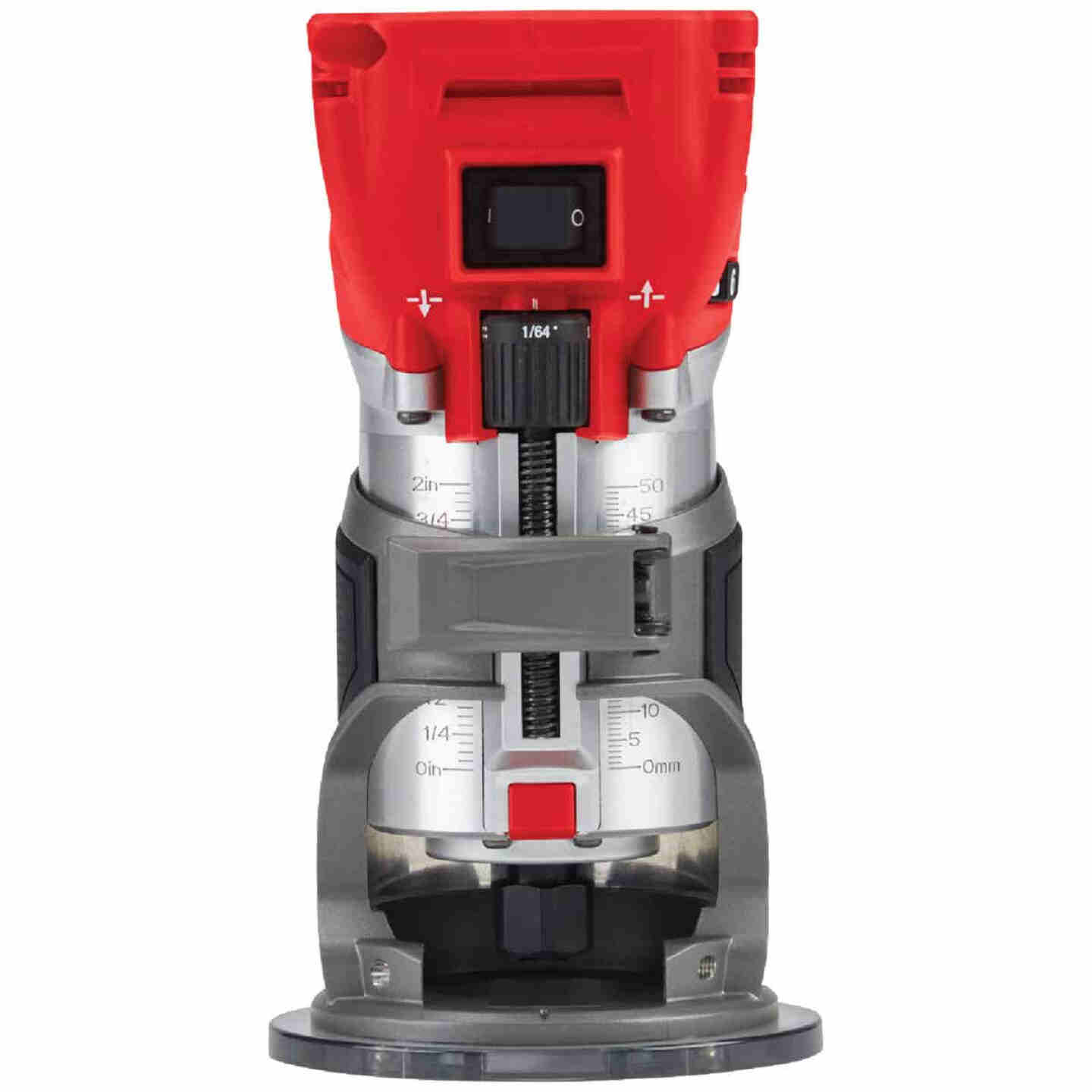 Milwaukee M18 FUEL Lithium-Ion Brushless Compact Cordless Router (Bare Tool) Image 1