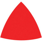 Diablo 80-Grit (Coarse) 3-1/8 In. Oscillating Detail Triangle Sanding Sheets (10-Pack) Image 1
