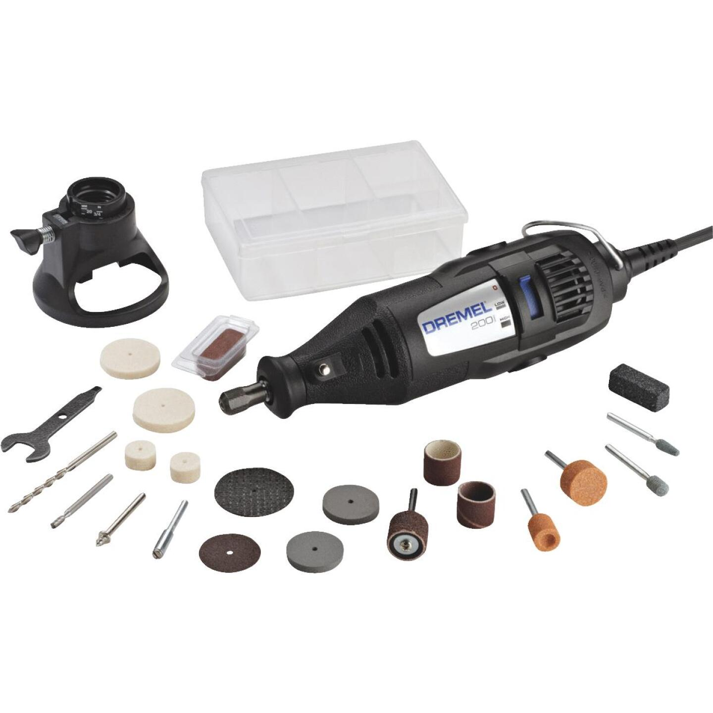 Dremel 120-Volt 1.15-Amp 2-Speed Electric Rotary Tool Kit Image 1