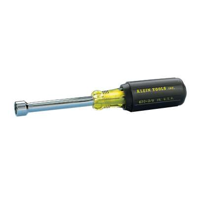Klein Standard 11/32 In. Nut Driver with 3 In. Hollow Shank