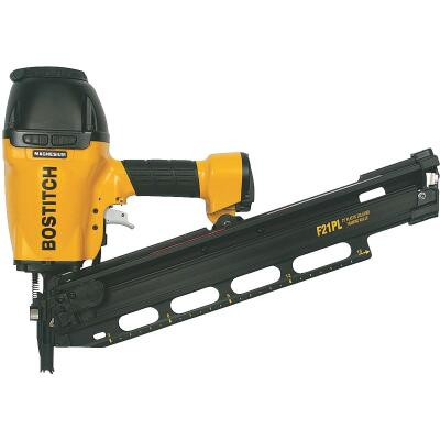 Bostitch 21 Degree 3-1/2 In. Plastic Collated Framing Nailer