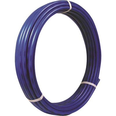 SharkBite 1/2 In. x 100 Ft. Blue PEX Pipe Type B Coil