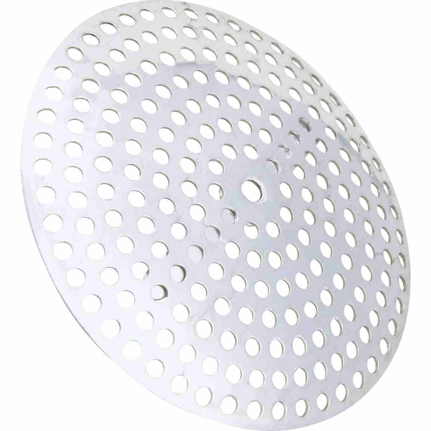 Do it 3-1/8 In. Chrome-Plated Steel Kitchen Sink Drain Strainer Image 1
