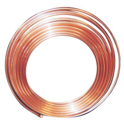 Mueller Streamline 1/8 In. OD x 50 Ft. Refrigerator Copper Tubing