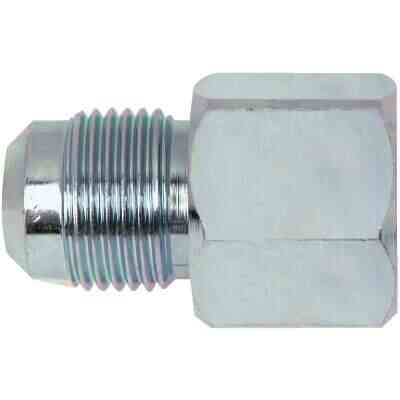 Dormont 3/8 In. OD Flare x 1/2 In. FIP Brass Adapter Gas Fitting