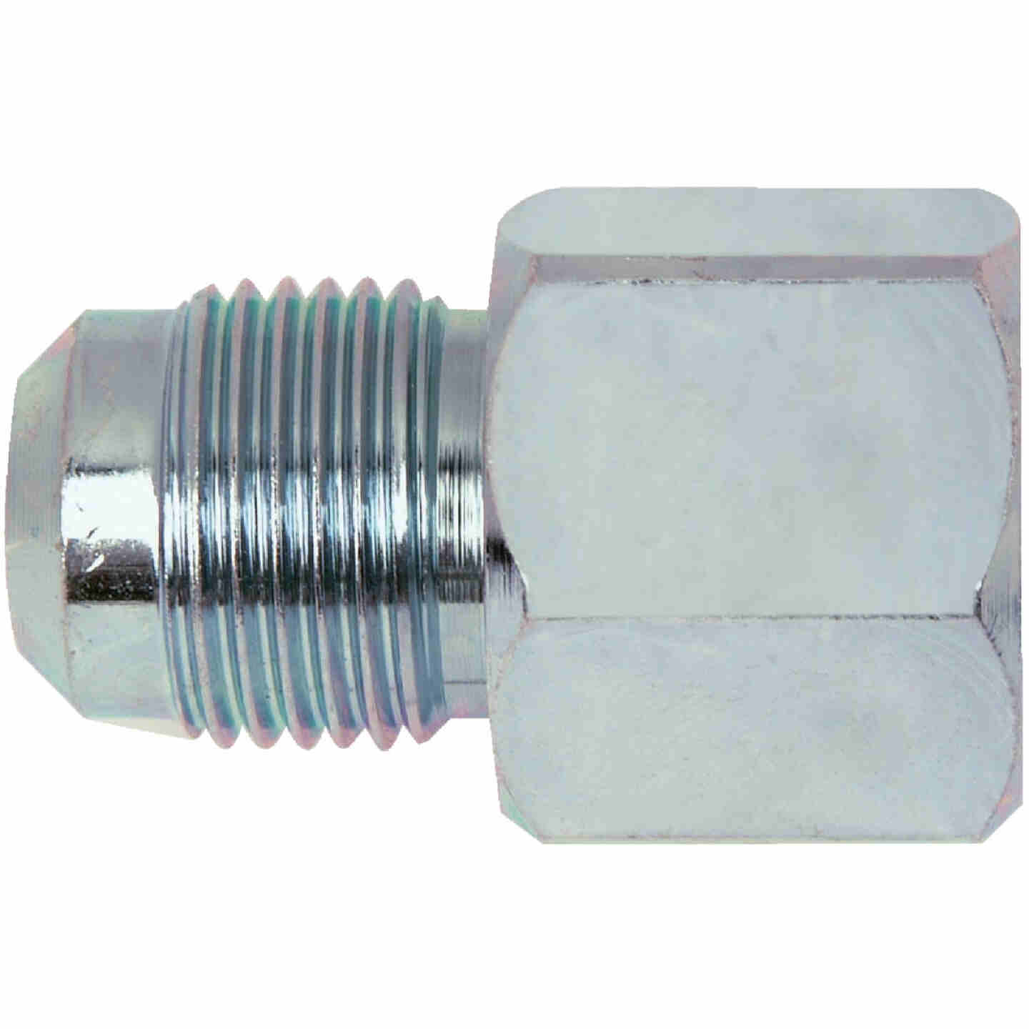 Dormont 1/2 In. OD Flare x 1/2 In. FIP Brass Adapter Gas Fitting Image 1