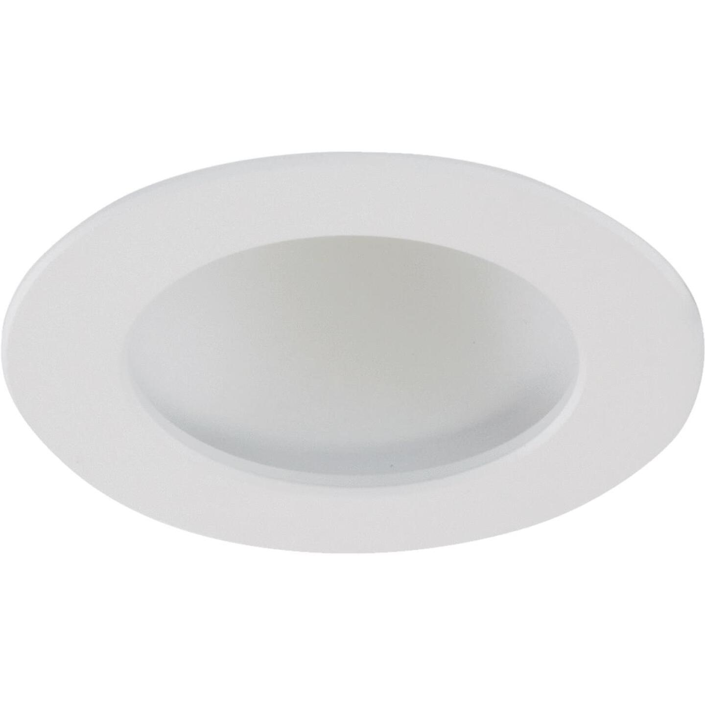 Liteline Trenz ThinLED 4 In. New Construction/Remodel IC White 500 Lm. Sunset Dimming Recessed Light Kit Image 1