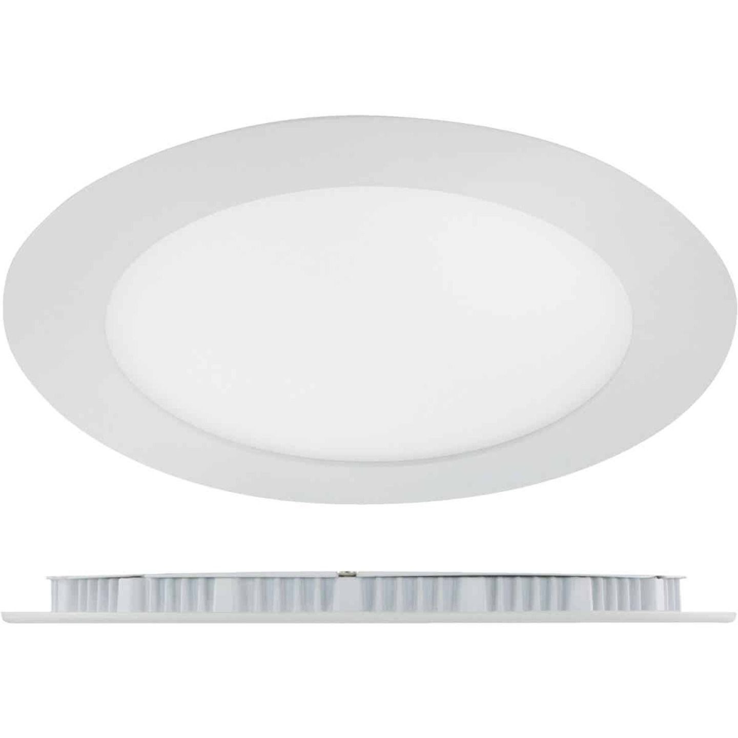 Liteline Trenz ThinLED 6 In. New Construction/Remodel IC White 700 Lm. Sunset Dimming Recessed Light Kit Image 1