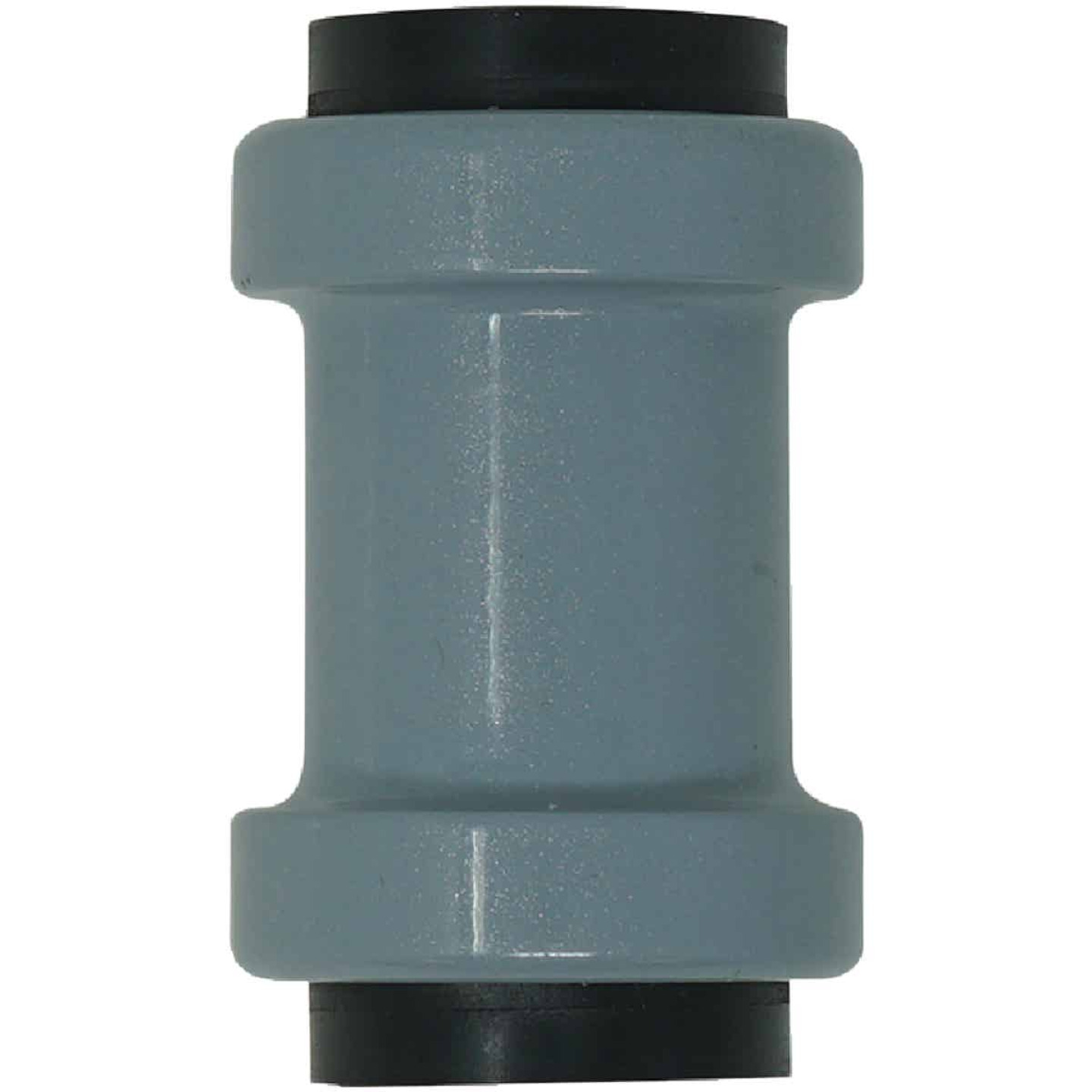 Southwire SimPush 3/4 In. EMT Push-To-Install Conduit Coupling Image 1