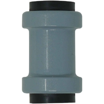 Southwire SimPush 3/4 In. EMT Push-To-Install Conduit Coupling (20-Pack)