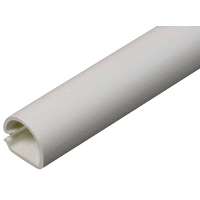 Wiremold CordMate 1/2 In. x 5 Ft. Ivory Channel