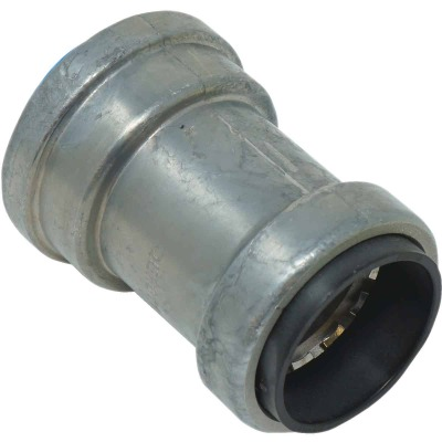 Southwire SimPush 3/4 In. EMT to Liquid Tight Push-To-Install Combination Conduit Coupling