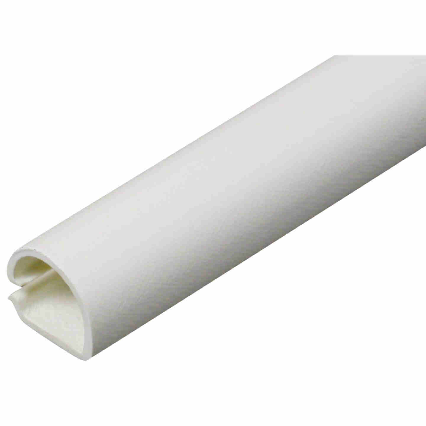 Wiremold CordMate 1/2 In. x 5 Ft. White Channel Image 1