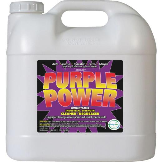 Purple Power 2.5 Gal. Liquid Industrial Strength Cleaner/Degreaser
