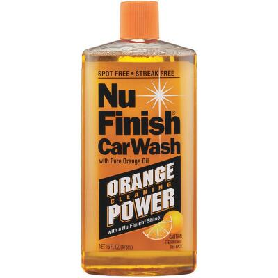 Nu Finish 16 Oz. Liquid Orange Cleaning Power Car Wash