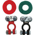 Road Power Top Post Color-Coded Battery Terminal (1-Pair) Image 1
