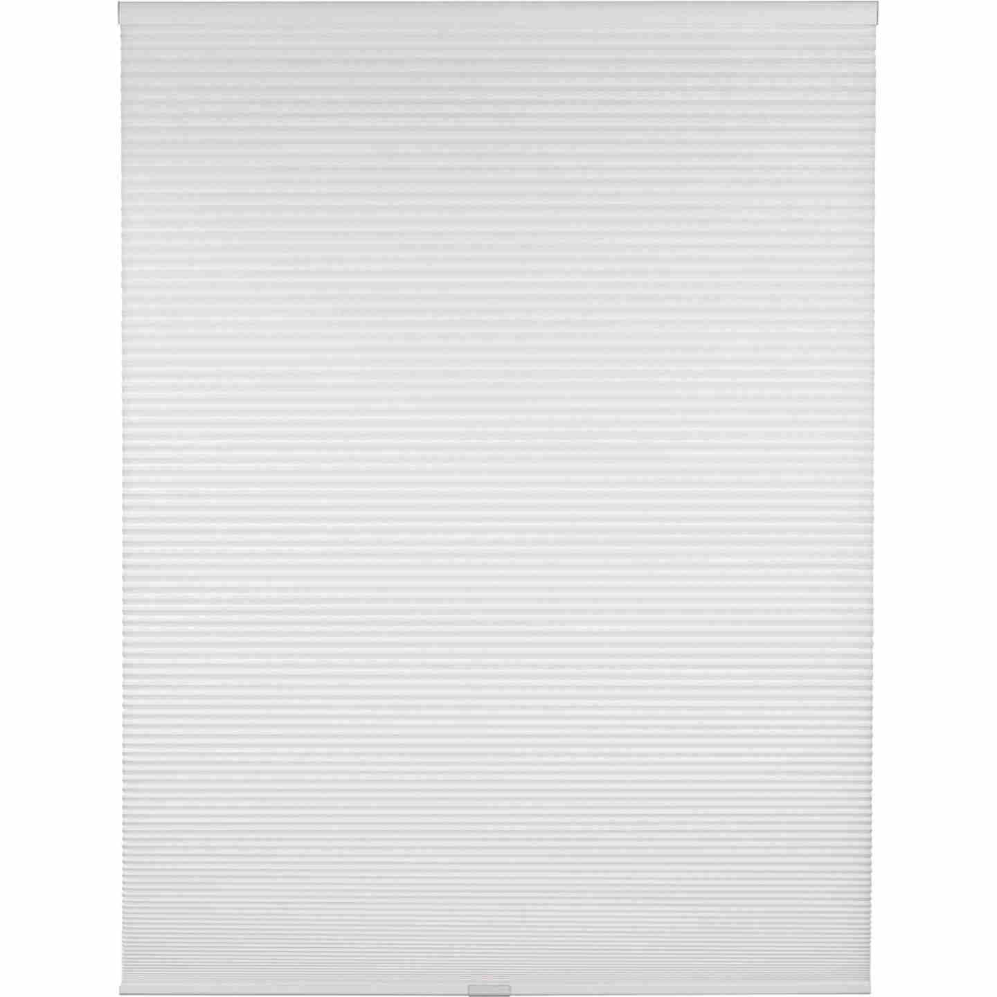 Home Impressions 1 In. Light Filtering Cellular White 36 In. x 72 In. Cordless Shade Image 1