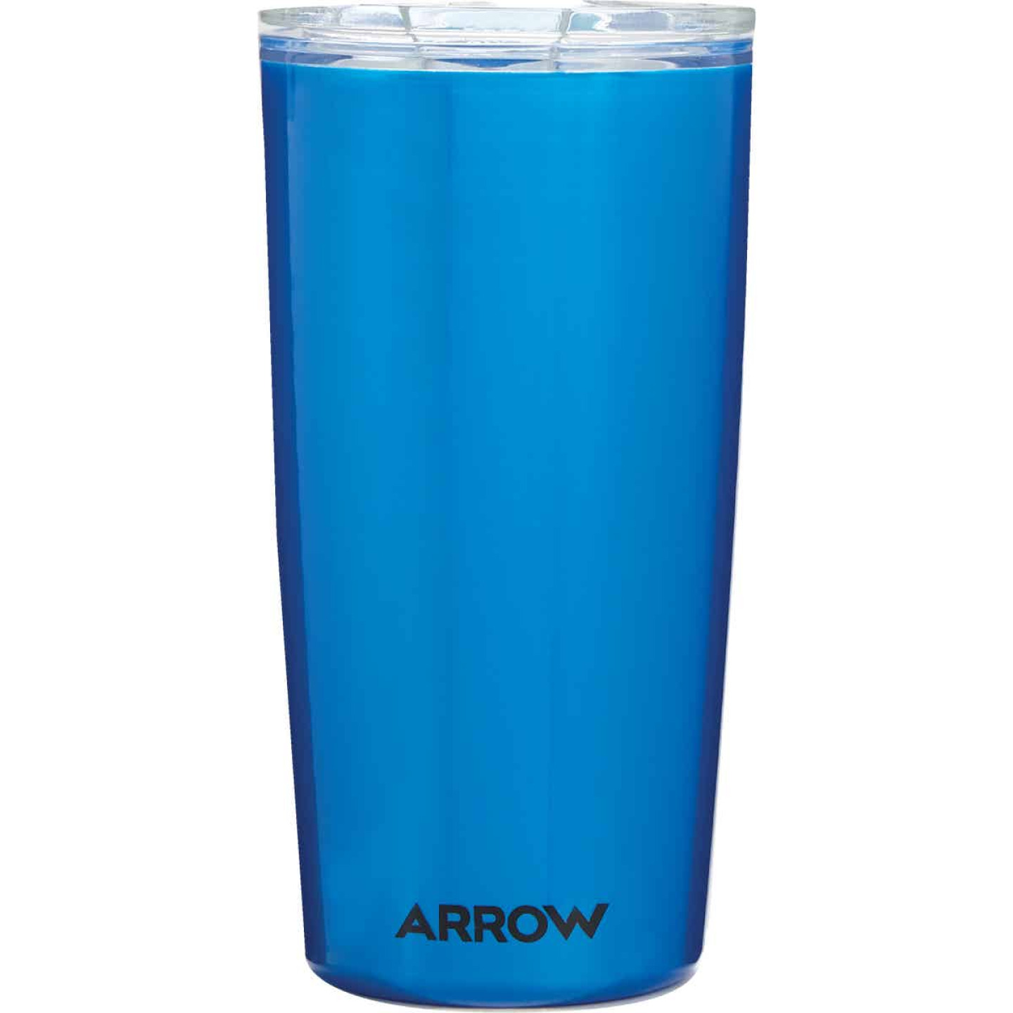 Arrow 18 Oz. Insulated Tumbler with Lid Image 1