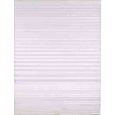Home Impressions 1 In. Light Filtering Cellular White 39 In. x 72 In. Cordless Shade