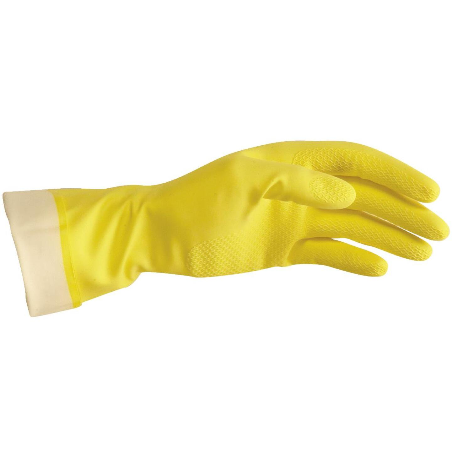 Do it Large Latex Rubber Glove Image 4