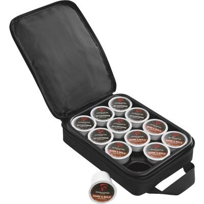 Oxx Coffee 12-Pod Black Carry Case