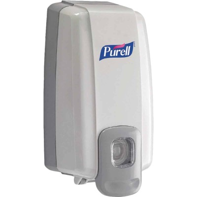 Purell NXT Push-Style Space Saver 1000mL Sanitizer Dispenser