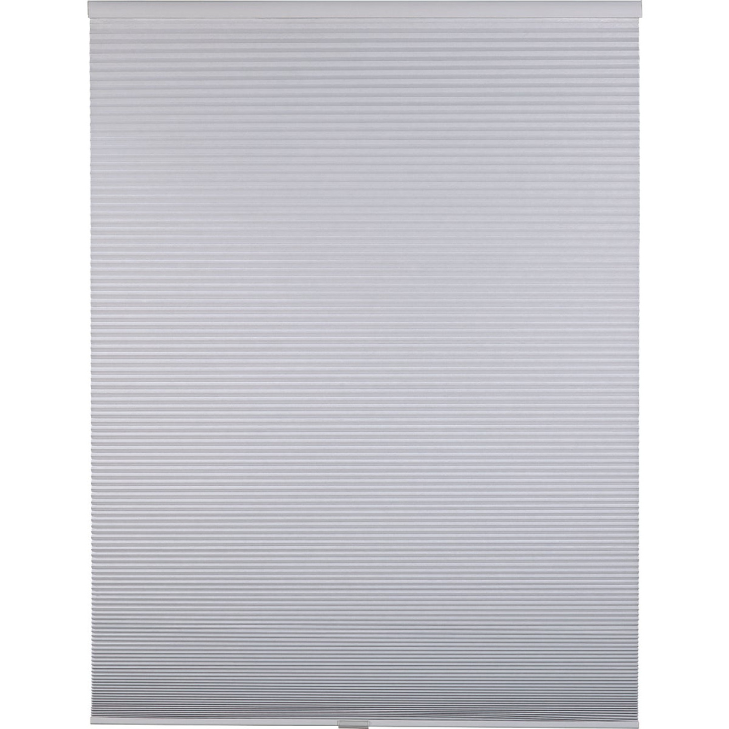 Home Impressions 1 In. Room Darkening Cellular White 72 In. x 72 In. Cordless Shade Image 1