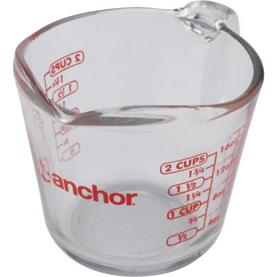 Anchor Hocking 16 Oz. Clear Glass Measuring Cup