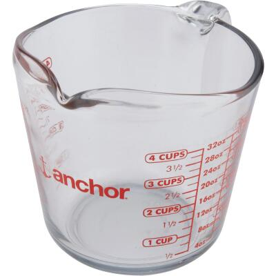 Anchor Hocking 32 Oz. Clear Glass Measuring Cup