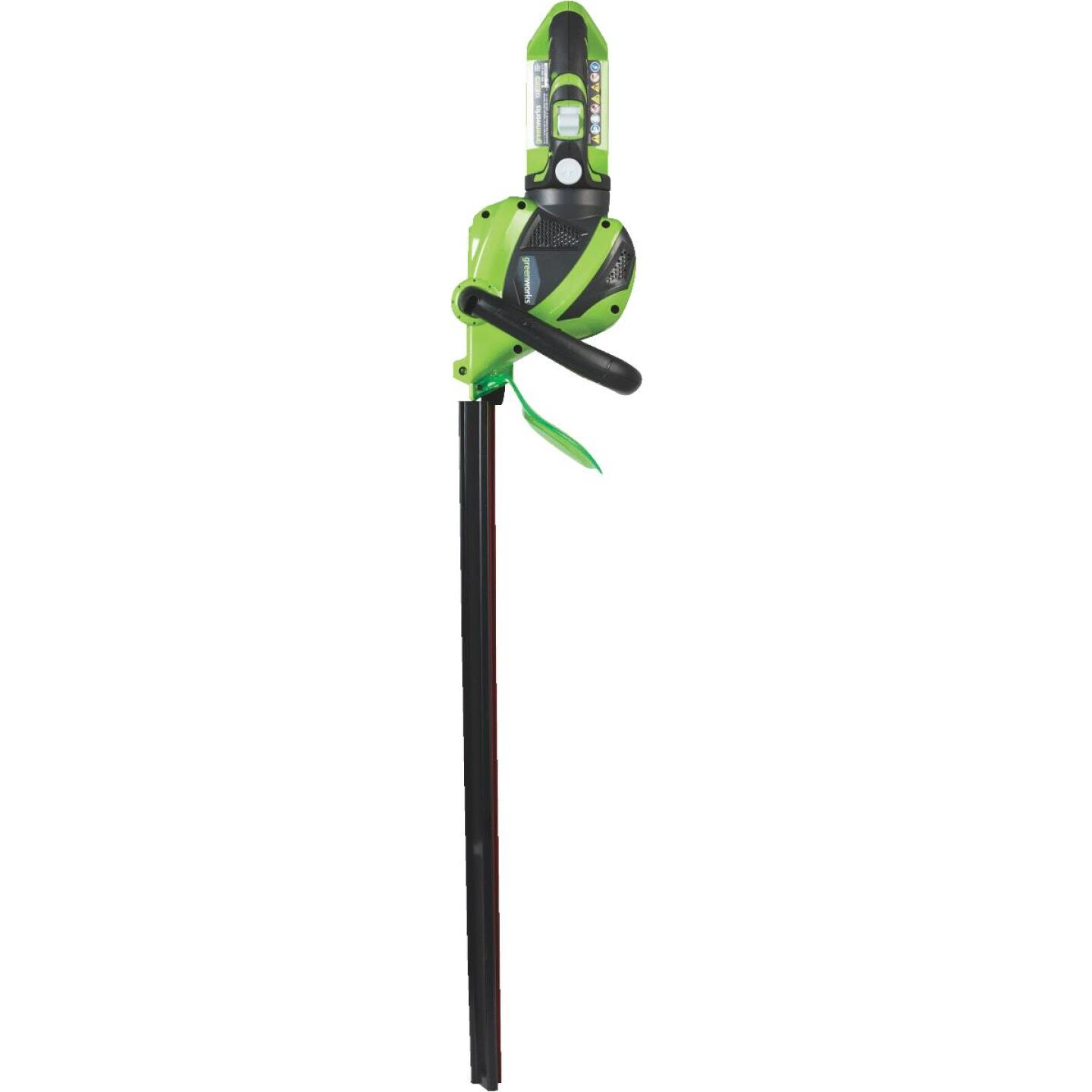 Greenworks G-Max 24 In. 40V Lithium Ion Cordless Hedge Trimmer (Bare Tool) Image 4