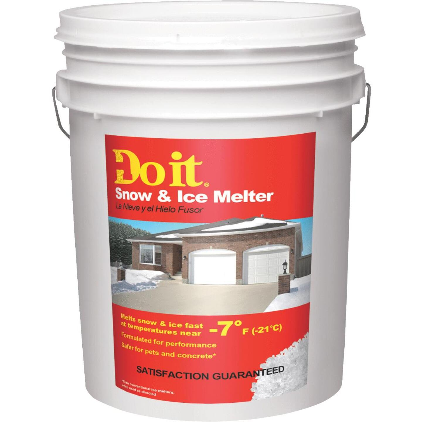 Do it 45 Lb. Snow And Ice Melt Pellets Image 1