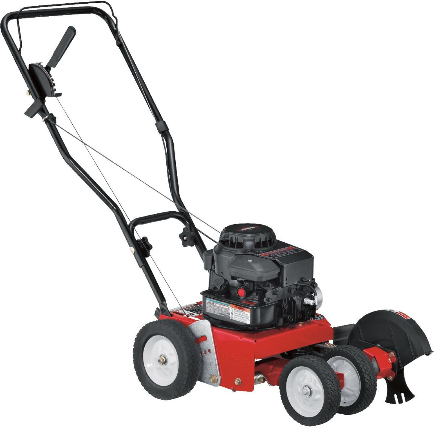 Troy-Bilt 9 In. 140CC Gas Lawn Edger/Trencher Image 1