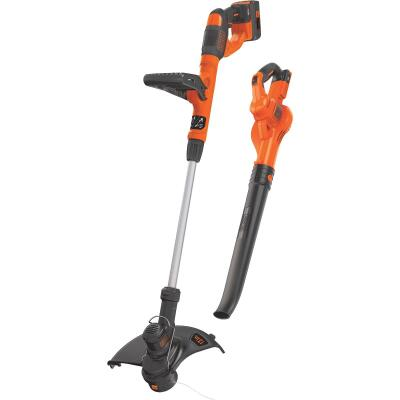 Black & Decker Max 40V String Trimmer & Sweeper Combo Kit