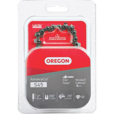 Oregon S45 12 In. Chainsaw Chain