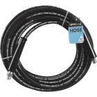 Forney 3/8 In. x 50 Ft. 4000 psi Male Pressure Washer Hose Image 1
