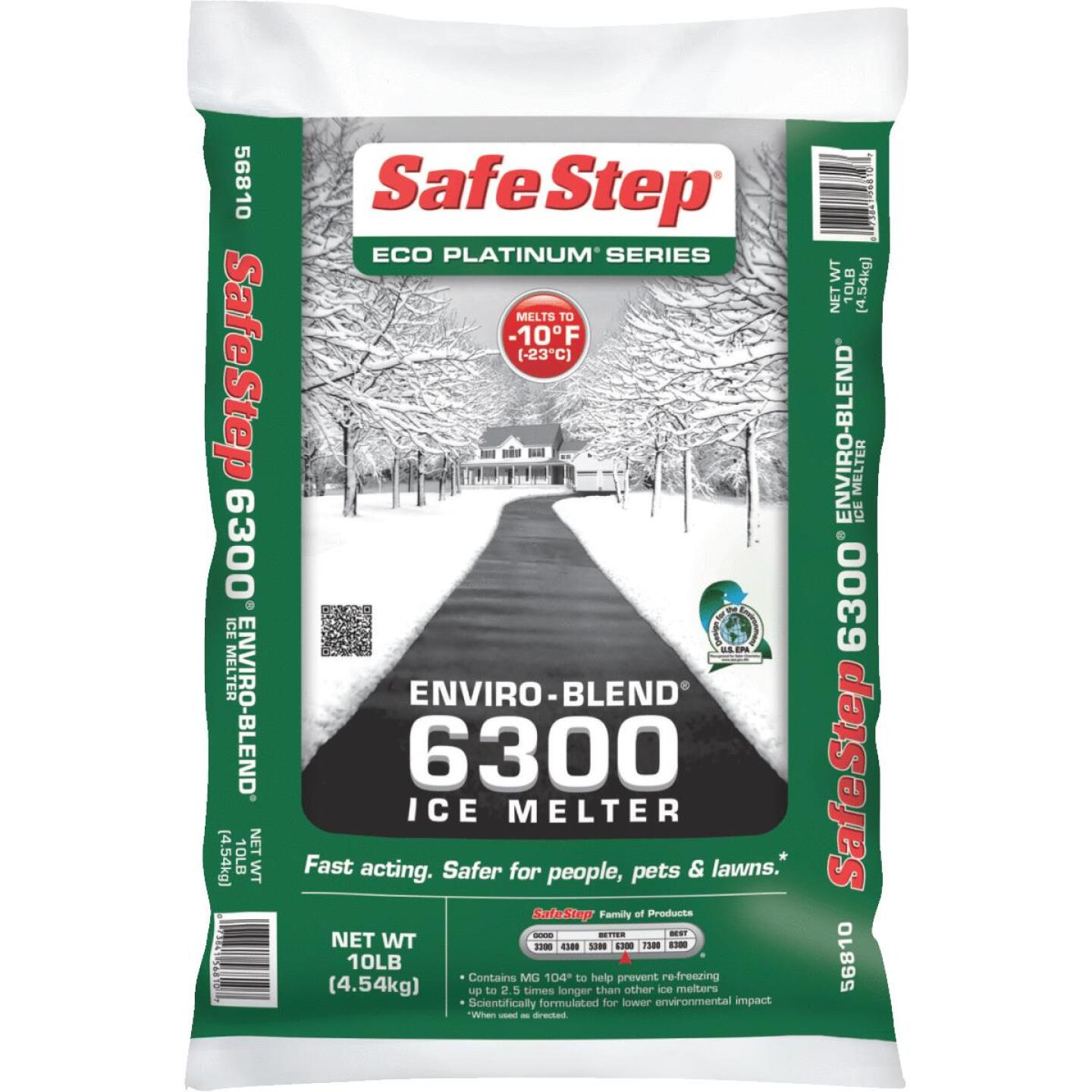 Safe Step Enviro-Blend 6300 10 Lb. Ice Melt Pellets Image 1