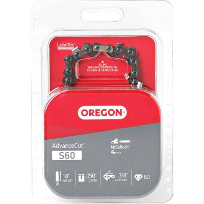 Oregon AdvanceCut S60 18 In. Chainsaw Chain