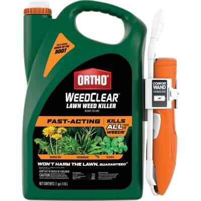 Ortho WeedClear 1.1 Gal. Ready To Use Wand Sprayer Northern Lawn Weed Killer