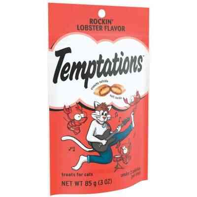 Temptations Rockin' Lobster 3 Oz. Cat Treats