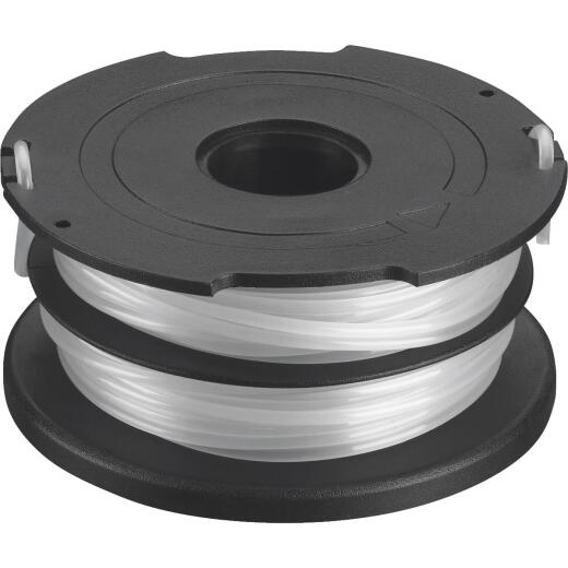 Black & Decker 0.065 In. x 40 Ft. Dual Trimmer Line Spool