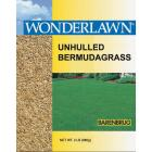 Wonderlawn 2 Lb. 400 Sq. Ft. Coverage 100% Unhulled Bermudagrass Grass Seed Image 1